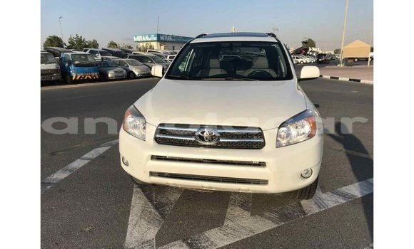 Buy Import Toyota 4Runner White Car in Import - Dubai in Bengo Province