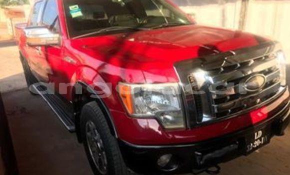 Comprar Usado Ford F–150 Vermelho Carro em Luanda em Luanda Province