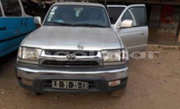 Buy Used Toyota 4Runner Silver Car in Luanda in Luanda Province