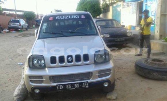 Comprar Usado Suzuki Jimny Prata Carro em Luanda em Luanda Province