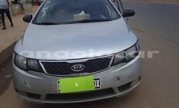 Comprar Usado Kia Cerato Prata Carro em Luanda em Luanda Province