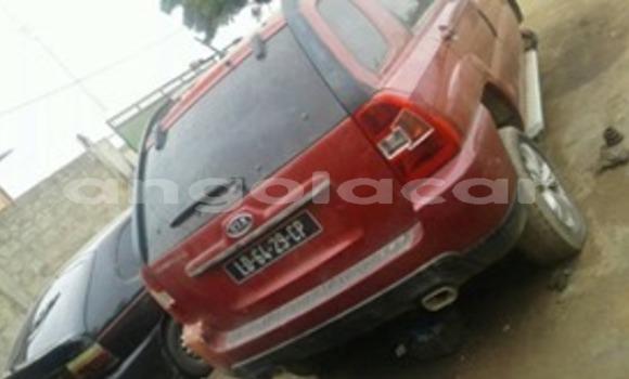 Comprar Usado Kia Sportage Vermelho Carro em Luanda em Luanda Province