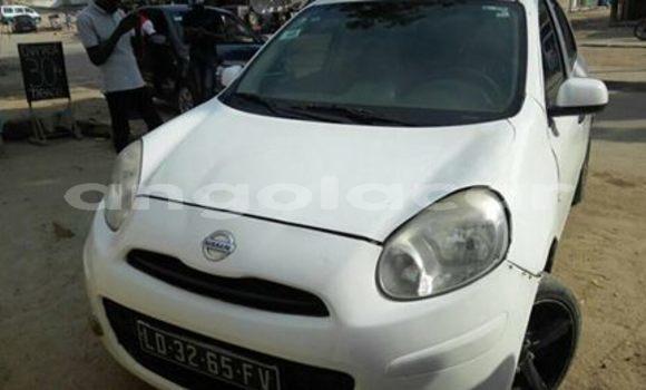 Comprar Usado Nissan Micra Branco Carro em Luanda em Luanda Province