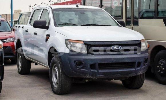 Buy Import Ford Ranger White Car in Import - Dubai in Bengo Province