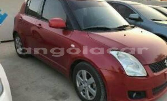 Comprar Usado Suzuki Swift Vermelho Carro em Luanda em Luanda Province