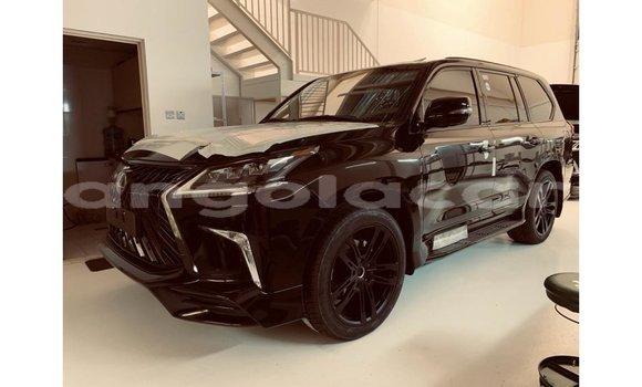 Acheter Importé Voiture Lexus LX Noir à Import - Dubai, Province de Bengo