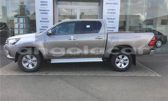 Acheter Occasion Voiture Toyota Hilux Marron à Luanda, Province de Luanda