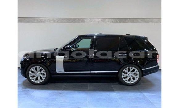 Acheter Importé Voiture Land Rover Range Rover Noir à Import - Dubai, Province de Bengo