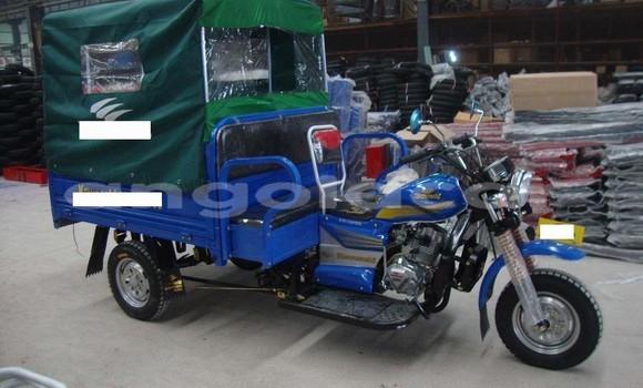 Medium with watermark motor vehicles tricycle cargo bike