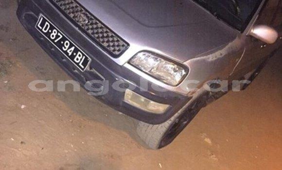 Comprar Usado Toyota RAV4 Prata Carro em Luanda em Luanda Province