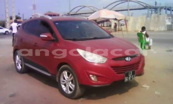 Comprar Usado Hyundai Tucson Vermelho Carro em Luanda em Luanda Province