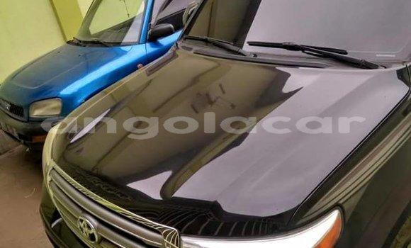 Comprar Usado Toyota Land Cruiser Preto Carro em Luanda em Luanda Province