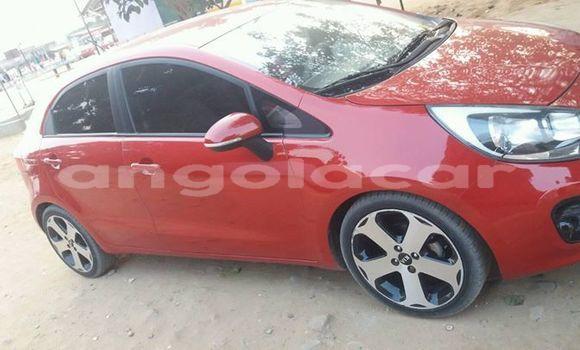 Comprar Usado Kia Rio Vermelho Carro em Luanda em Luanda Province