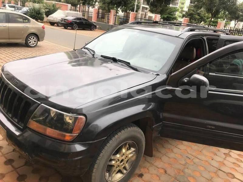 comprar usado jeep grand cherokee preto carro em luanda em luanda