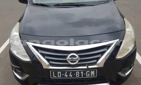 Comprar Usado Nissan Almera Preto Carro em Luanda em Luanda Province