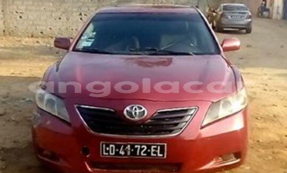 Comprar Usado Toyota Camry Vermelho Carro em Luanda em Luanda Province