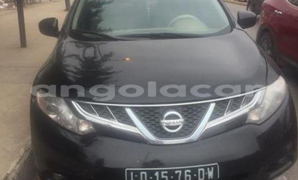 Comprar Usado Nissan Murano Preto Carro em Luanda em Luanda Province