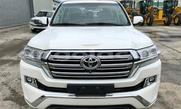 Comprar Usado Toyota Land Cruiser Branco Carro em Luanda em Luanda Province
