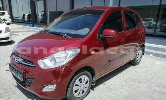 Comprar Usado Hyundai i10 Vermelho Carro em Lobito em Benguela