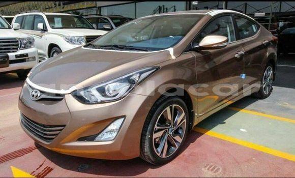 Comprar Usado Hyundai Elantra Marrom Carro em Luanda em Luanda Province