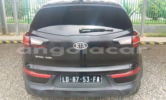 Comprar Usado Kia Sportage Preto Carro em Luanda em Luanda Province