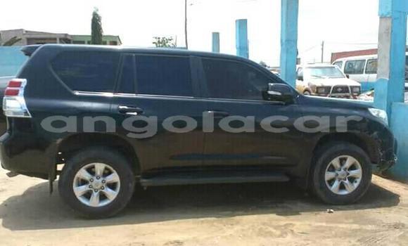 Comprar Usado Toyota Prado Preto Carro em Luanda em Luanda Province