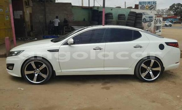 Comprar Usado Kia optimo Branco Carro em Luanda em Luanda Province