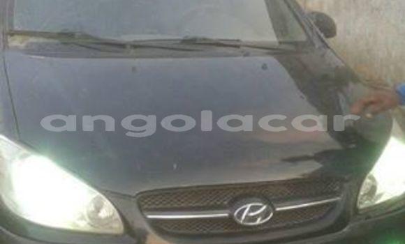 Comprar Usado Hyundai Getz Preto Carro em Luanda em Luanda Province