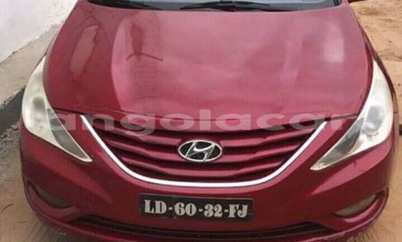 Comprar Usado Hyundai Sonata Vermelho Carro em Luanda em Luanda Province
