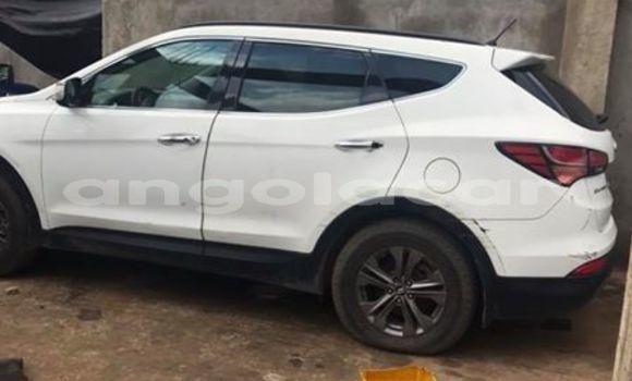 Comprar Importar Hyundai Santa Fe Branco Carro em Luanda em Luanda Province