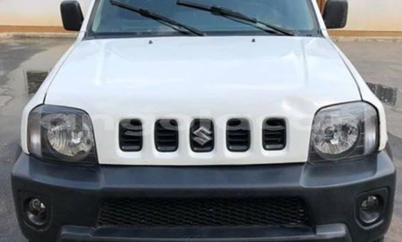 Comprar Importar Suzuki Jimny Branco Carro em Luanda em Luanda Province