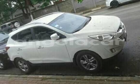 Comprar Importar Hyundai Tucson Branco Carro em Luanda em Luanda Province