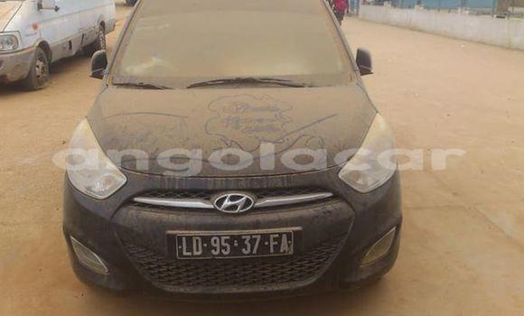 Comprar Importar Hyundai i10 Preto Carro em Luanda em Luanda Province