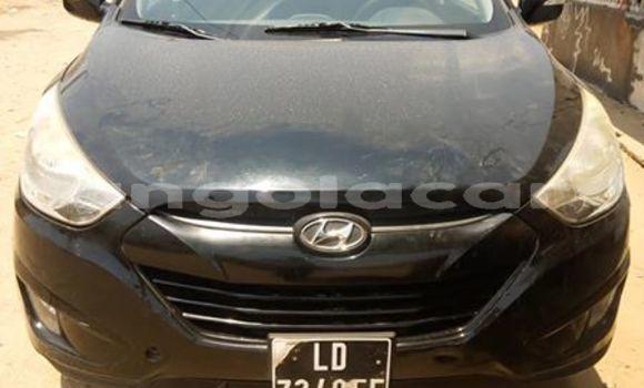 Comprar Importar Hyundai Tucson Preto Carro em Luanda em Luanda Province