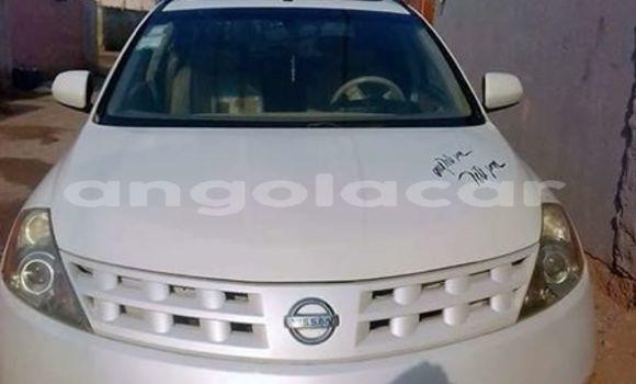 Comprar Importar Nissan Murano Branco Carro em Luanda em Luanda Province