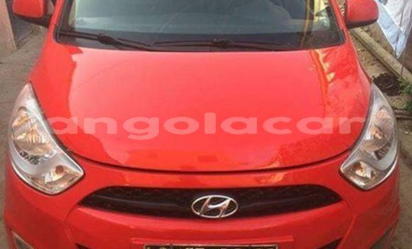 Comprar Importar Hyundai i10 Vermelho Carro em Luanda em Luanda Province
