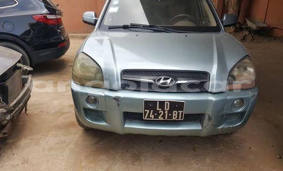 Comprar Importar Hyundai Tucson Prata Carro em Luanda em Luanda Province