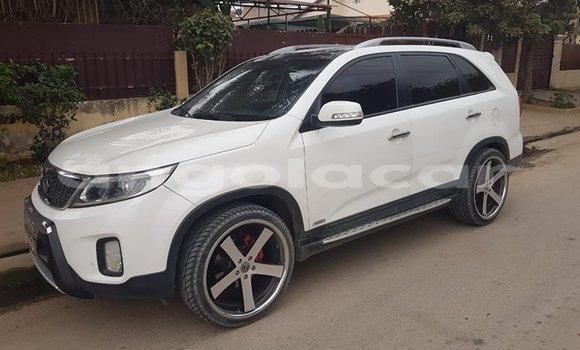 Comprar Importar Kia Sorento Branco Carro em Luanda em Luanda Province
