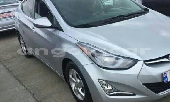 Comprar Importar Hyundai Elantra Prata Carro em Lobito em Benguela
