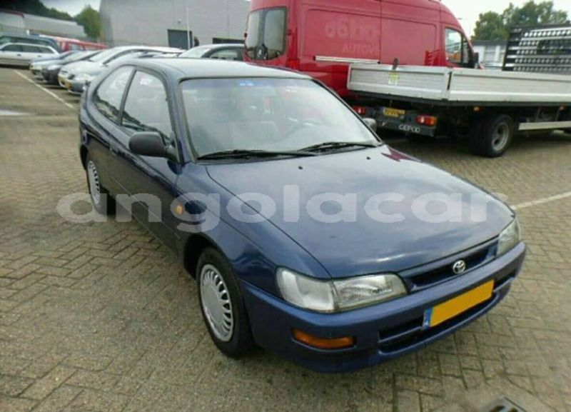 Comprar Importar Toyota Corolla Azul Carro em Lobito em