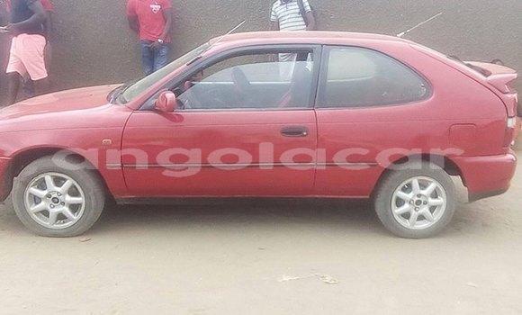 Comprar Usado Toyota Corolla Vermelho Carro em Luanda em Luanda Province