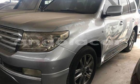 Comprar Usado Toyota Land Cruiser Prata Carro em Luanda em Luanda Province