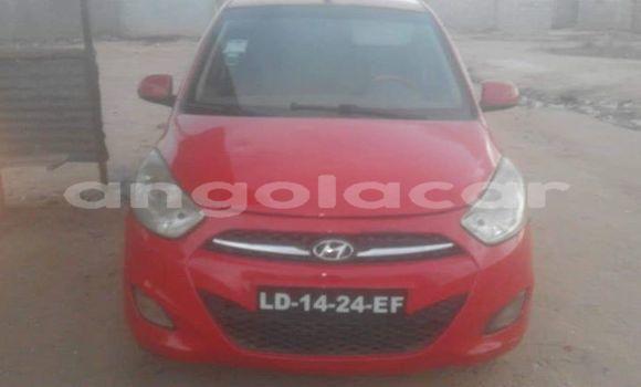 Comprar Usado Hyundai i10 Vermelho Carro em Luanda em Luanda Province