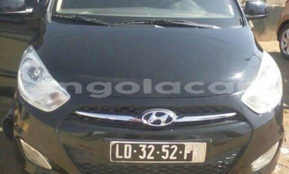 Comprar Usado Hyundai i10 Preto Carro em Luanda em Luanda Province