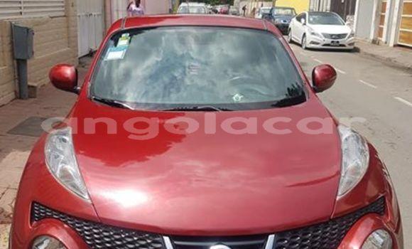 Comprar Usado Nissan Juke Vermelho Carro em Luanda em Luanda Province