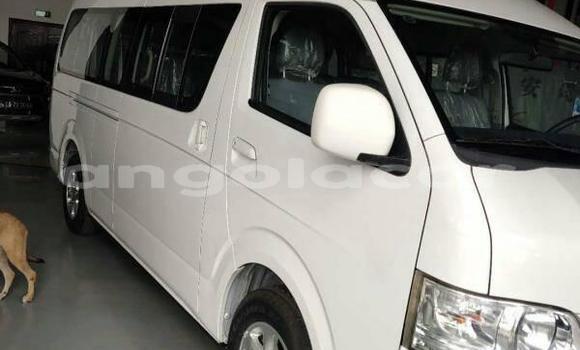 Comprar Novo Jinbei Haise Branco Carro em Luanda em Luanda Province