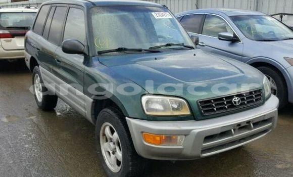 Comprar Importar Toyota RAV4 Verde Carro em Caxito em Bengo