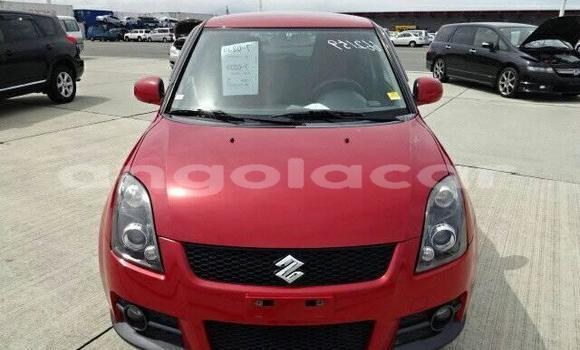 Comprar Usado Suzuki Swift Vermelho Carro em Lobito em Benguela
