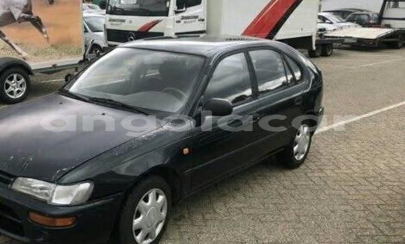 Comprar Usado Toyota Starlet Preto Carro em Lobito em Benguela