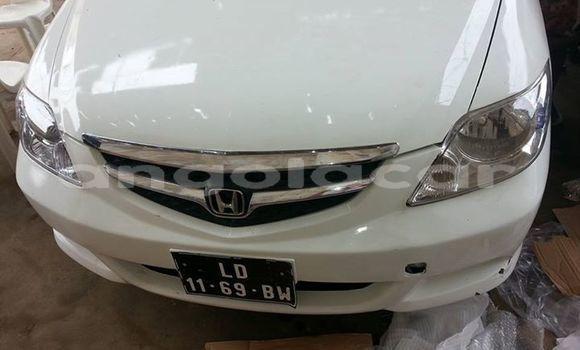 Comprar Usado Honda city Branco Carro em Luanda em Luanda Province